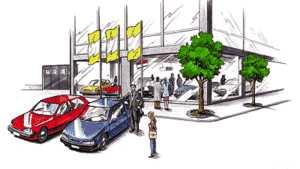 Automobile Gebr. Mündelein GmbH aus 44803 Bochum
